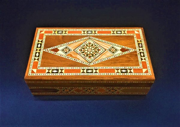 Medium Rectangular Box 19 CM