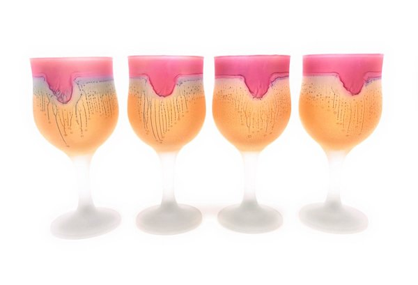 Crystal Simple Goblets